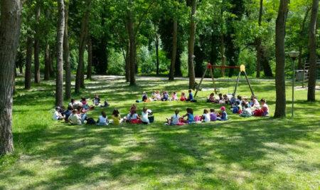 Progetti di continuità con la Sezione Primavera e con la Scuola Primaria