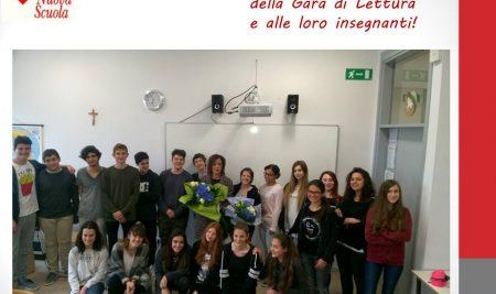 """1° PREMIO """"LETTORI DI CLASSE"""""""