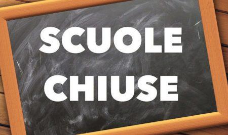 Scuola chiusa 1 marzo 2018