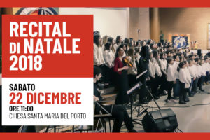 Recital di Natale 2018