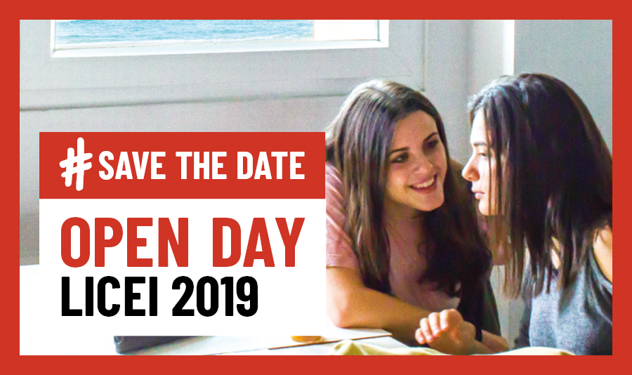 Open Day Licei 2019