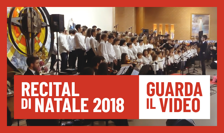 Video Recital di Natale 2018