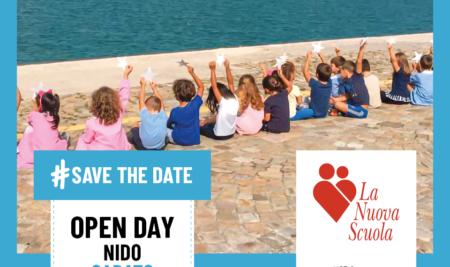 Open day Nido: Sabato 29 giugno!
