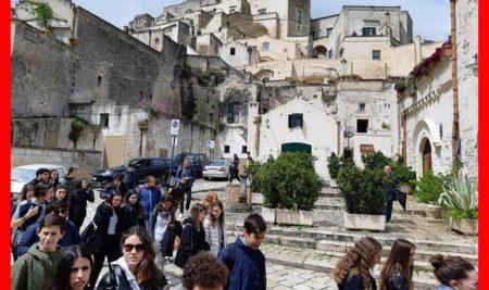 Liceali in Puglia!