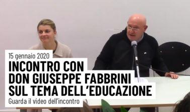 Incontro con Don Giuseppe Fabbrini